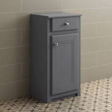 Bathroom Storage Cabinets Floor with Cambridge Midnight Grey Bathroom Furniture Cambridge Midnight