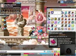 maplestory hair style locations 2015 maplestory saving hair styles from beauty coupon tip youtube
