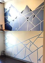 wall paint designs wall paint design ideas with tape interior paint ideas tape modern