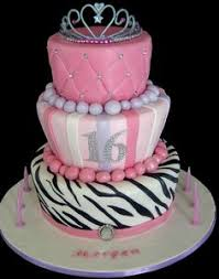 pretty birthday cake could be great for a first birthday for a