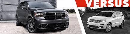 compare dodge durango compare 2017 dodge durango vs jeep grand model