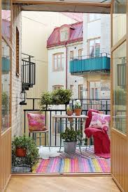 Ideas For Small Balcony Gardens by 119 Best Balkon Images On Pinterest Balcony Ideas Gardens And