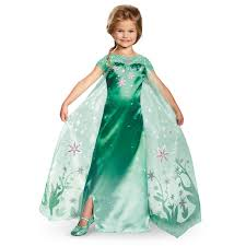 elsa frozen fever deluxe costume for toddlers buycostumes com