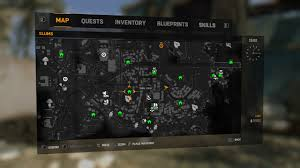 Map Quests Dying Light The Following Map Locations Image Gallery Hcpr