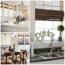 Curtains For Small Kitchen Windows Small Kitchen Window Treatments Blindsgalore Blog