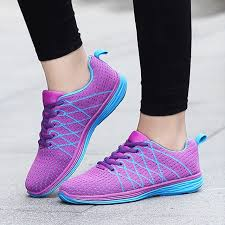 light shoes for women outdoor women running shoes girls light sneakers breathable jogging