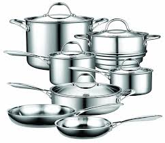 Best Cookware For Ceramic Cooktops Best Pots And Pans For The Money In 2017 Best Cookware Sets