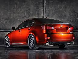lexus sports car isf lexus to show off four is fs and a is 350 with f sport accessories