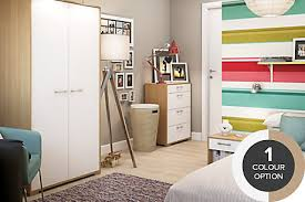 Bedroom Furniture Ranges Bedside Tables  Cabinets DIY At BQ - Alston bedroom furniture