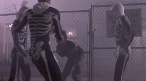 Karate Kid Skeleton Costume Skeleton Danceoff Gif Find U0026 Share On Giphy