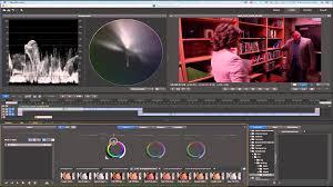 Color Dec Color Correction Tutorial Speedgrade Adobe Youtube