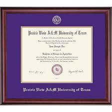a m diploma frame prairie view a m 8 5 x 11 classic diploma frame