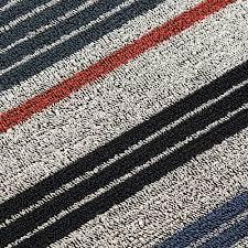 Chilewich Doormats Buy Chilewich Mixed Stripe Shag Rug Montauk Amara