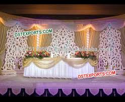 wedding backdrop panels wedding stage flower design back frame self standing wedding