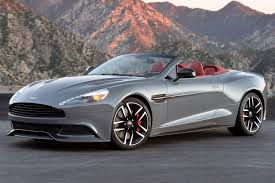 aston martin db9 2016 aston martin vanquish convertible pricing for sale edmunds