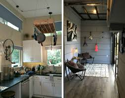 Tiny House Music Studio Amplified Tiny House Lets Musician Homeowner Rock Out In The Great