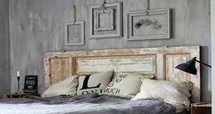 fabriquer chambre fabriquer une tête de lit idées déco chambre originale