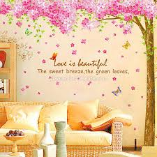 xl cherry blossom tree wall sticker sakura decal decorative living see larger image