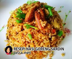 membuat nasi goreng cur telur resepi nasi goreng sardin dan resepi telur bungkus nasi