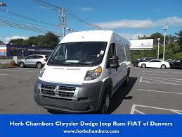 Dodge Ram Cargo Van - herb chambers chrysler dodge jeep ram fiat of danvers vehicles