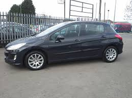 second hand peugeot for sale second hand peugeot 308 1 6 hdi 90 sr 5dr for sale in scunthorpe