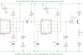 electric fence energiser circuit diagram wiring diagram