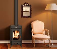 high efficient modern multi fuel wood burning stove fireplace
