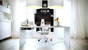 White Home Office Furniture Collections Remarkable Fitted Home Office Furniture In With Driftwood Finish