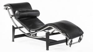 Black Chaise Lounge 6 Black Chaise Lounges