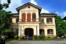 Old Mansions Phuket Town A Walking Guide To Old Phuket Streets Phuket 101