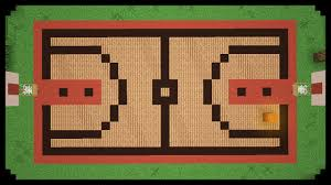 How To Build A Basketball Court In Backyard Minecraft How To Make A Basketball Court Youtube