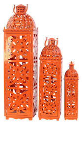 red home decor accessories orange accessories