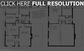 floor plans for split level homes mid century modern house plans vintage 1960s 1960 split level