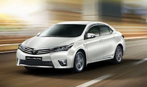toyota upcoming cars in india 2017 toyota corolla altis facelift india launch today top 5