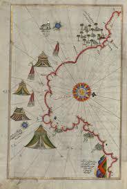 Map Of Benghazi Piri Reis U0027 Maps Of Libyan Coasts In The 16th Century U2013 History Of