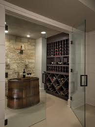 Wine Cellar Basement Transitional Basement With All The Trimmings Pineapple House