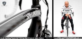 audi cycling team gallery audi cycling team q7 tdi by northwest auto salon