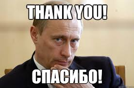Putin Memes - thank you vladimir putin meme quickmeme