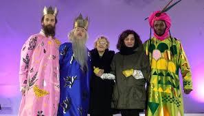 fotos reyes magos cabalgata madrid reyes magos el pp lanza una ofensiva contra carmena por la