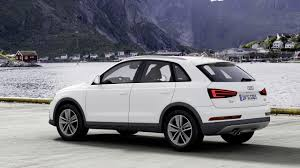 price q3 audi 2017 audi q3 launched in india in fwd and awd quattro variants