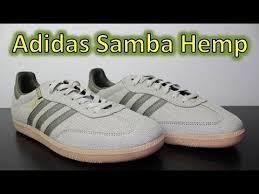hemp sambas adidas samba hemp review on