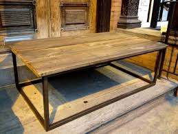 Rustic Metal Coffee Table Coffee Tables Ideas Strong Materials Coffee Table Metal Base Best