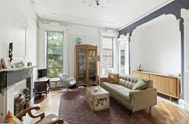 bed stuy brownstone with its historic details in tact asks 1 9