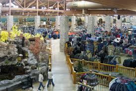 outside in at cabela u0027s great lakes gazette