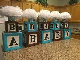 14 best baby shower building block centerpiece images on pinterest