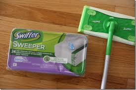 your own swiffer sweeper pads solution