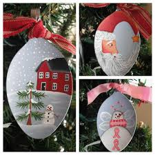 286 best silverware crafts images on spoon ornaments