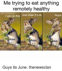 Eating Healthy Meme - how to stay healthy mutually
