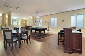 want wood flooring in your basement here are the best options