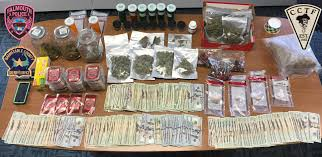 two arrested during drug search warrant in falmouth
